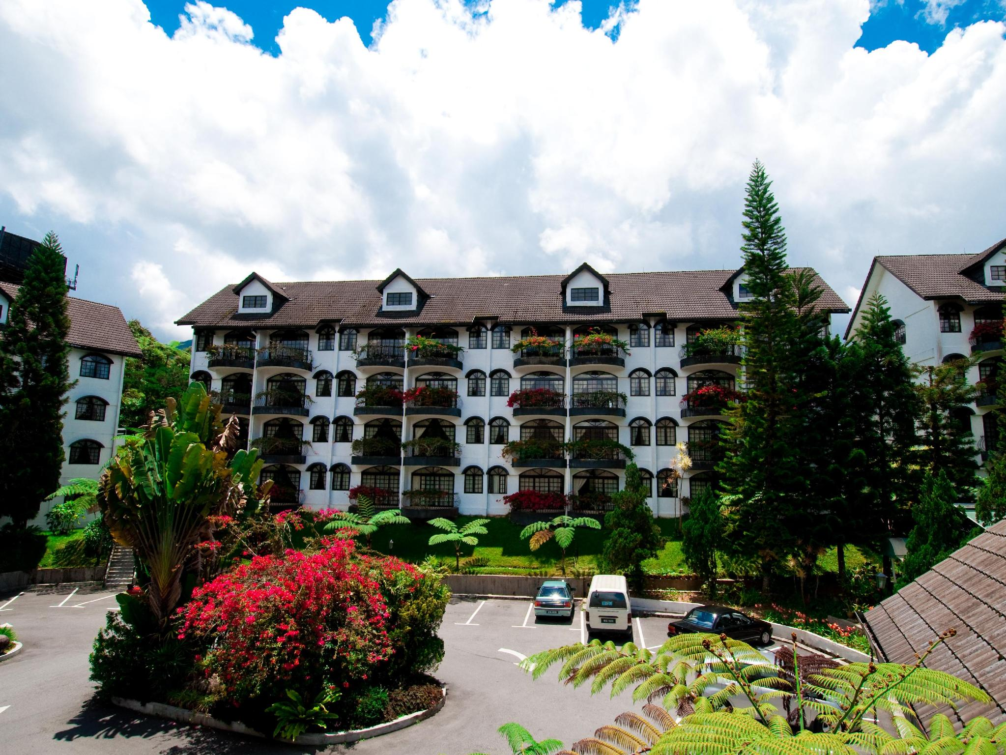 Strawberry park resort, cameron highlands   boek een aanbieding op ...